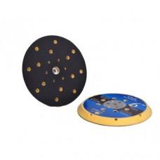 Абразивная тарелка для шлифовальных машинок DEERFOS 8 отверстий диаметр 123 мм