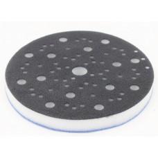 Мягкая проставка диаметр 150 мм, 67 отверстий Н-10 мм, цвет белый