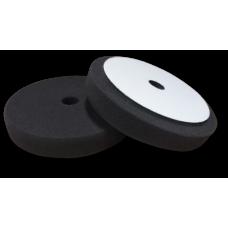 Полировальный круг FITTER,черный финишный с отверстием на липучке D-150 мм