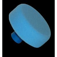 Полировальный круг FITTER на резьбе М-14 D-85 мм,синий