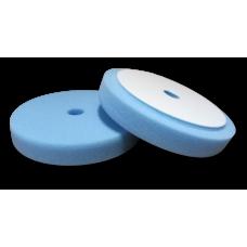 Полировальный круг FITTER, синий мягкий с отверстием на липучке D-150 мм
