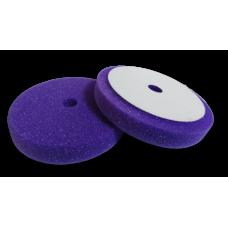 Полировальный круг FITTER, фиолетовый универсальный с отверстием на липучке D-150 мм