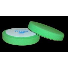 Полировальный круг FITTER, зеленый, на липучке универсальный D-150 мм
