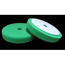 Полировальный круг FITTER, зеленый с отверстием на липучке универсальный D-150 мм