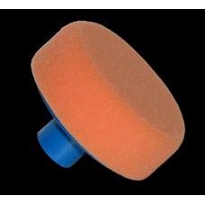 Полировальный круг FITTER на резьбе М-14 D-85 мм,оранжевый