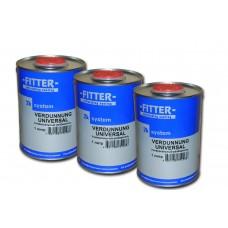 Разбавитель FITTER универсальный 1 литр