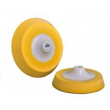 Оправка-тарелка под полировальный круг высокая  D122/M14